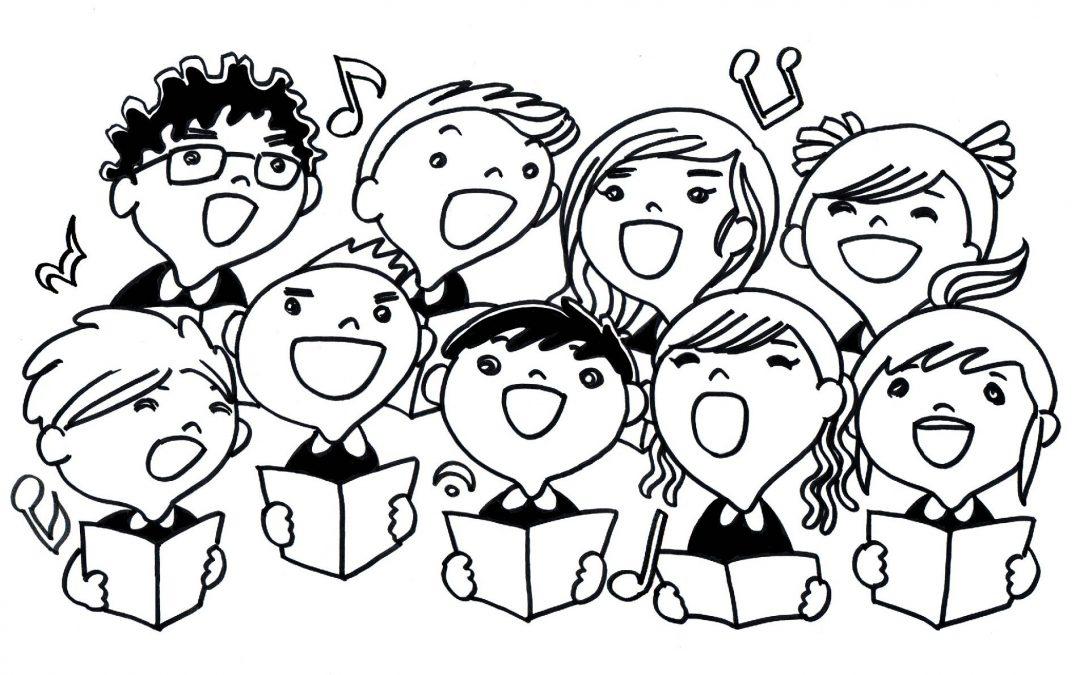 Informationen für die Kinder der Vokalklassen